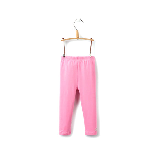 Baby Girl Leggings Pink Rose infEmilia