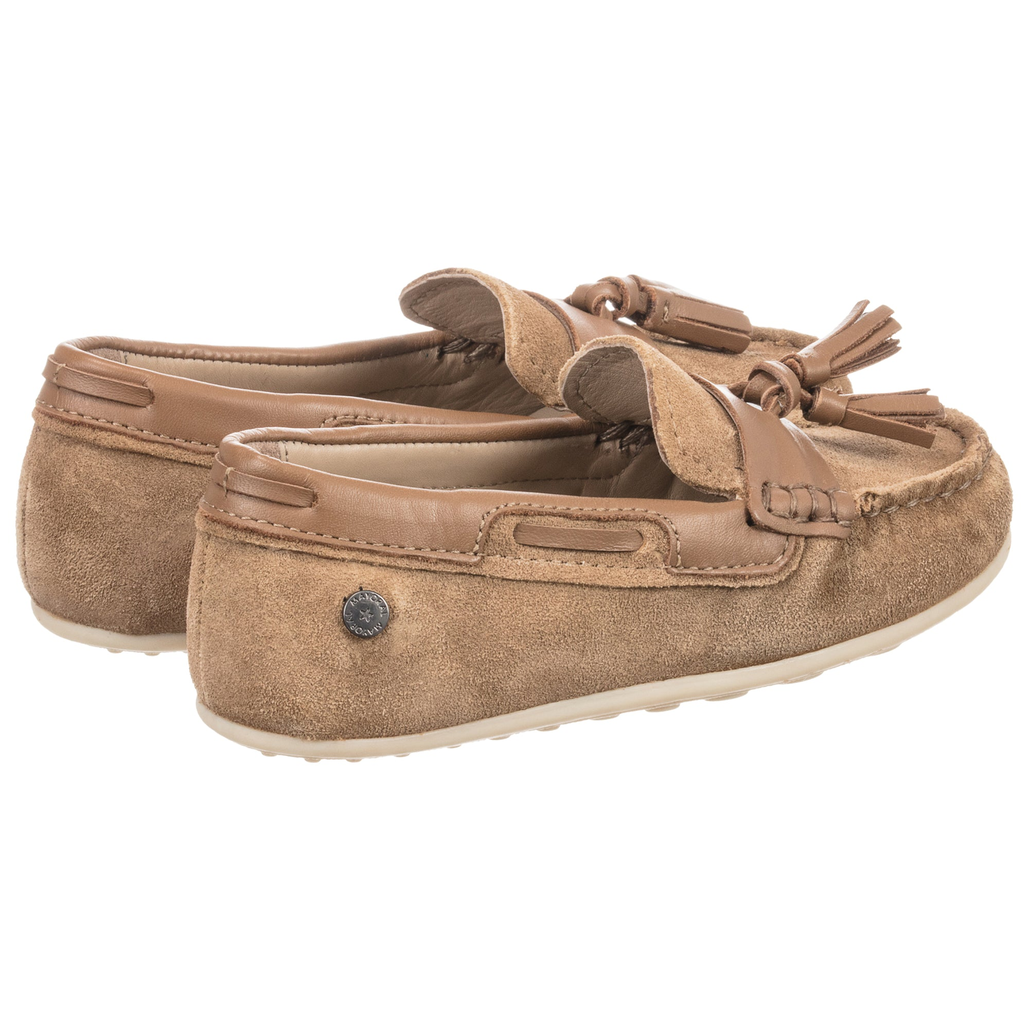 bad4dd07a14 Mayoral suede leather moccasins for boy – Vera   Alex
