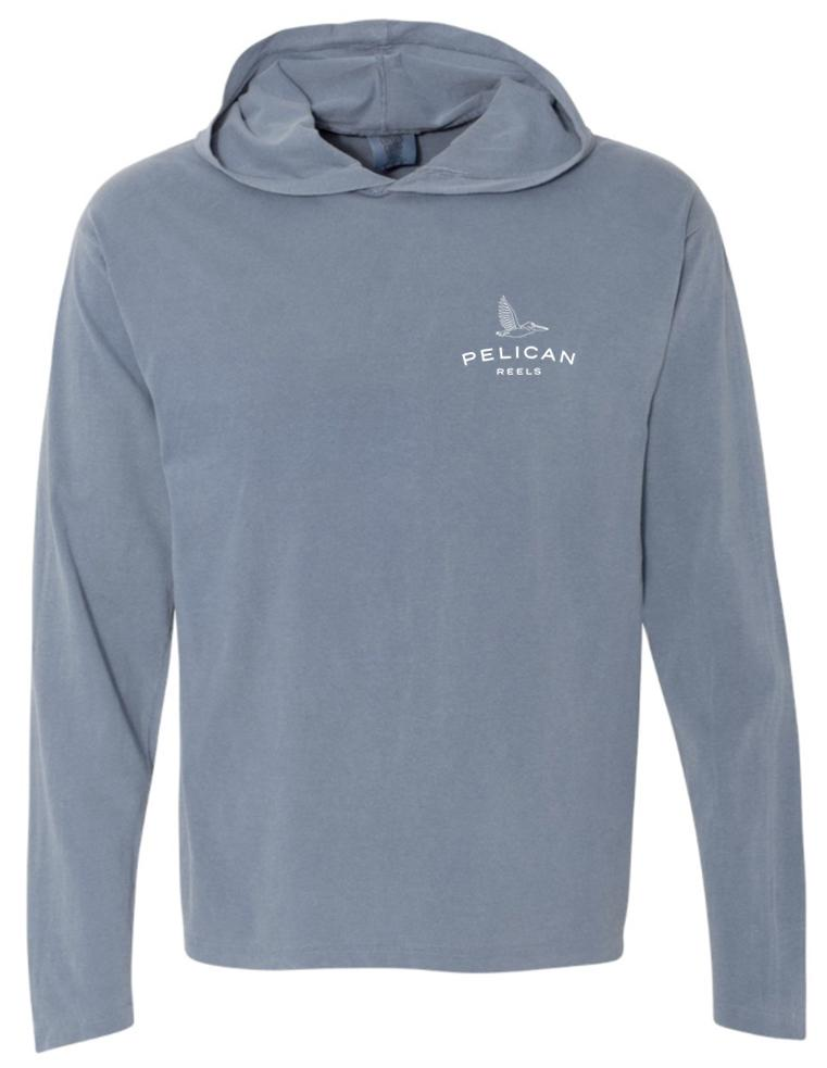 Pelican Reels Hooded Tee