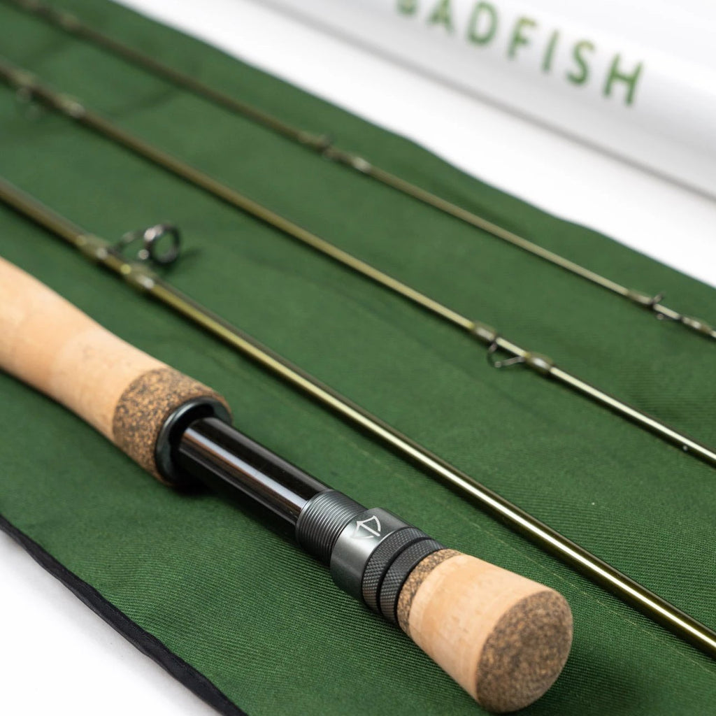 Wade Rod Co. X Badfish Limited Edition Bendero 9WT