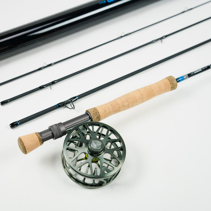 Tide Chaser 2.0 8WT Rod // Flight 2.0 Reel Combo