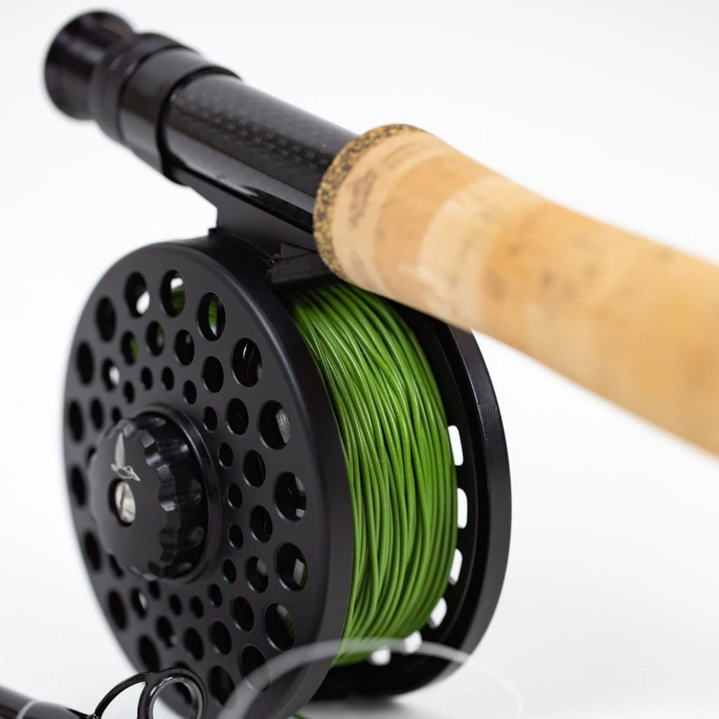 The Ripper Fly Rod & Reel Starter Combo