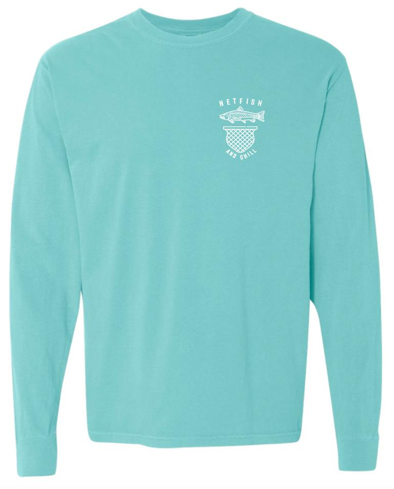 Netfish & Chill Long Sleeve