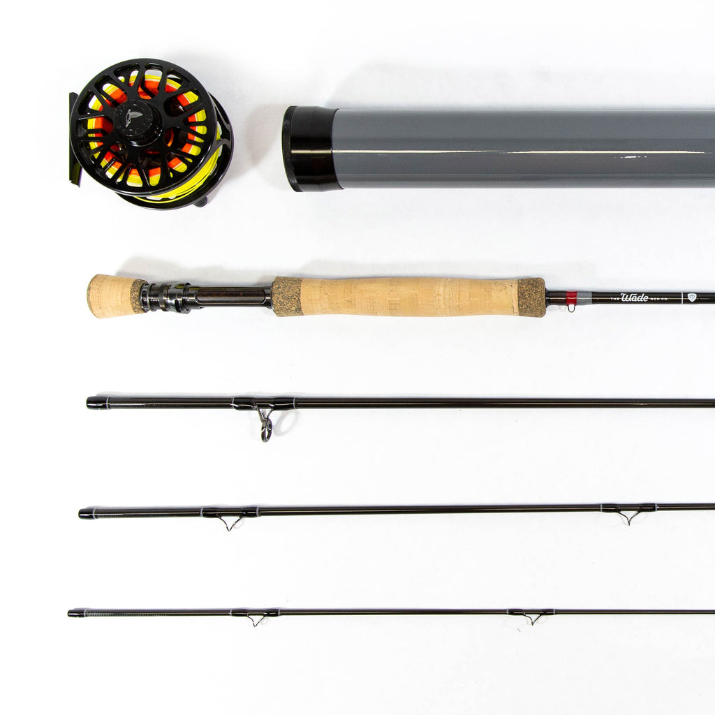 Streamer Express 6/7WT Rod // Flight 2.0 Reel Combo