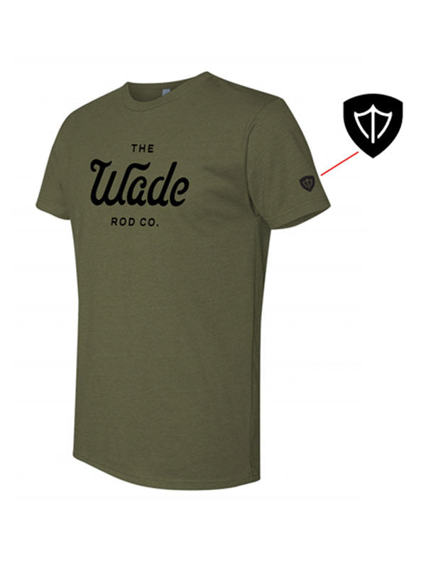 The Wade Rod Co Tee