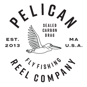 Pelican Reels Badge