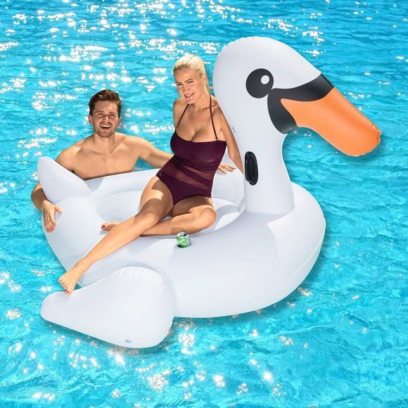 Super Jumbo Swan Float 88