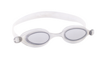 Hydro-Pro Competition Goggles - adults white