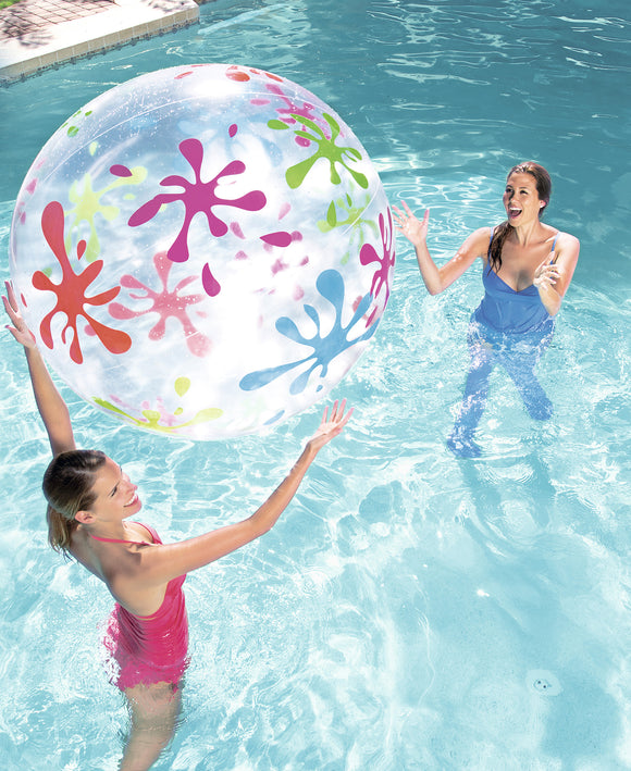 Jumbo Splash & Play Beach Ball 48
