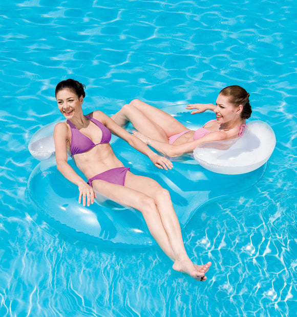 Double Ring Float Tube 74
