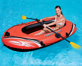 Hydro-Force 2 Person Boat w/ oars & pump
