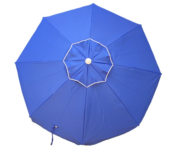 Beach Umbrella Vented Sling Pack w/ tilt - blue