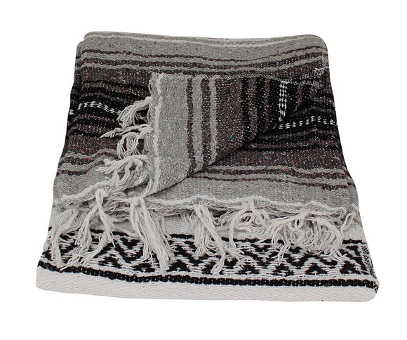 Woven Beach Blanket Large 48