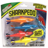 Sharkpedo Dive Toy 4 Pack