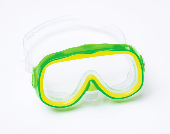 Explora Dive Mask - childs green