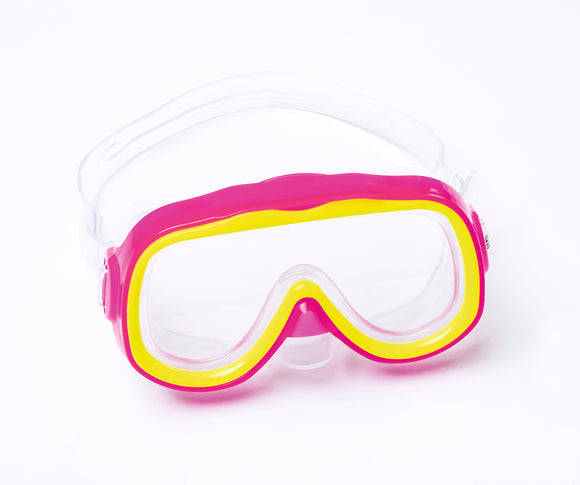 Explora Dive Mask - childs pink