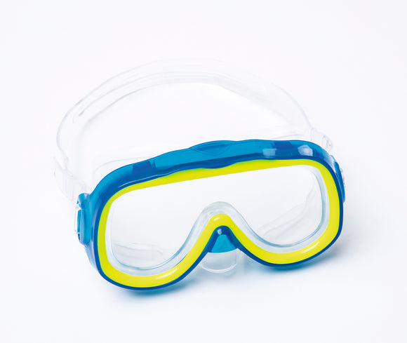 Explora Dive Mask - childs blue