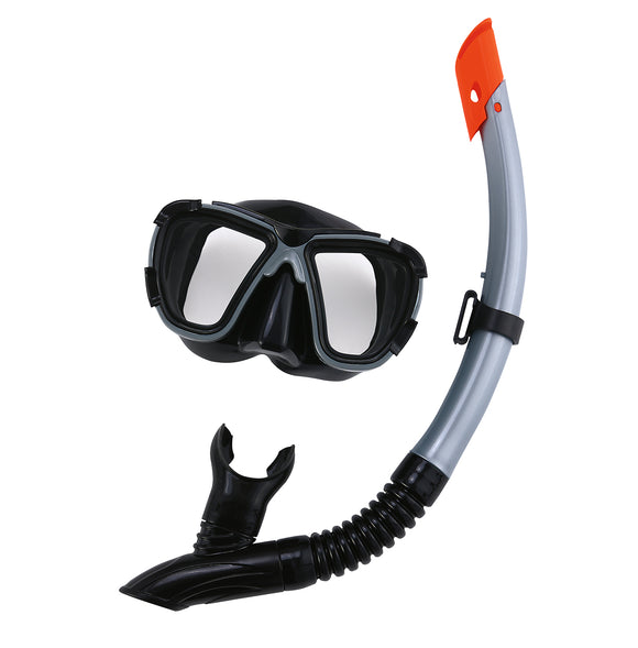 Black Sea Pro Mask & Snorkel Set - adults