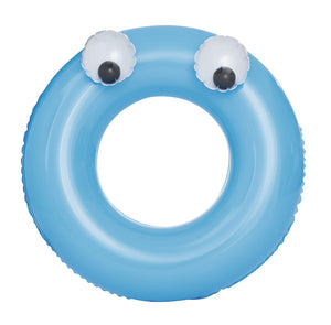 "Big Eyes Colorful Swim Tube 36"" - blue"