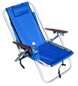 Wearever Chair Highback - royal blue
