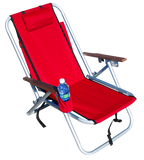 Wearever Chair Highback - red