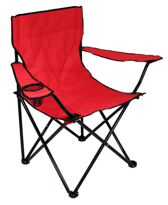 Sport Bag Chair - red