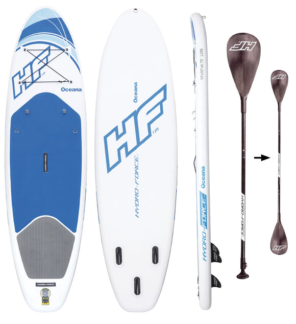 Hydro-Force Oceana Convertible SUP Board Kit 10'