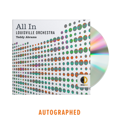 All In - Autographed CD Album