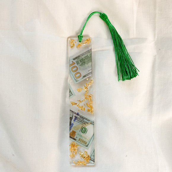 Money Collection Bookmark