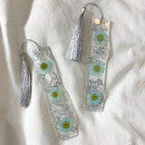Blue Daisy Bookmark