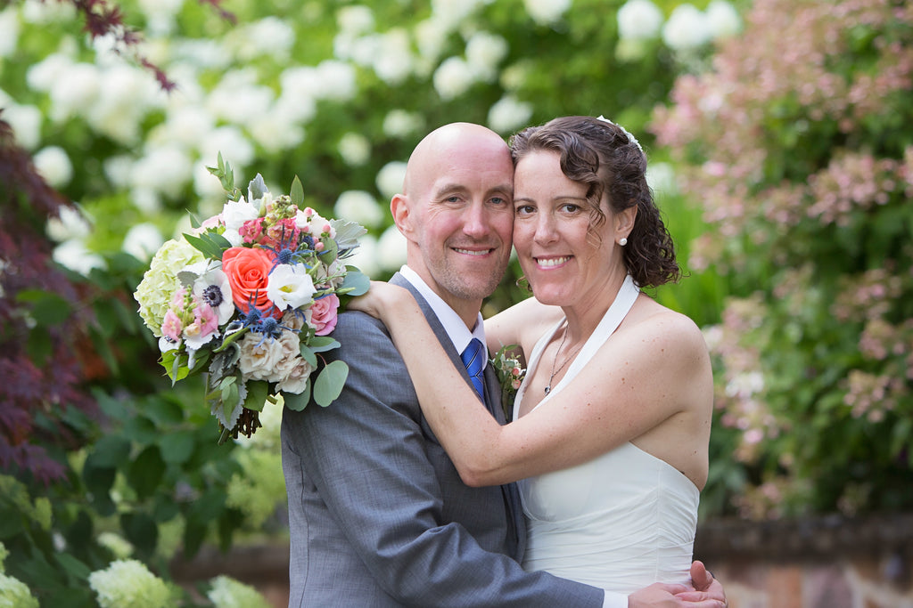 Adornment Weddings: Matt + Irene