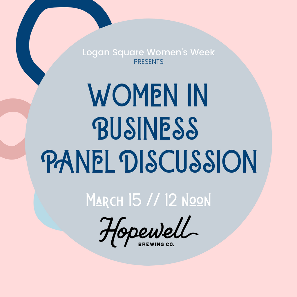 Postponed: Women in Business Panel at Hopewell Brewing Co.