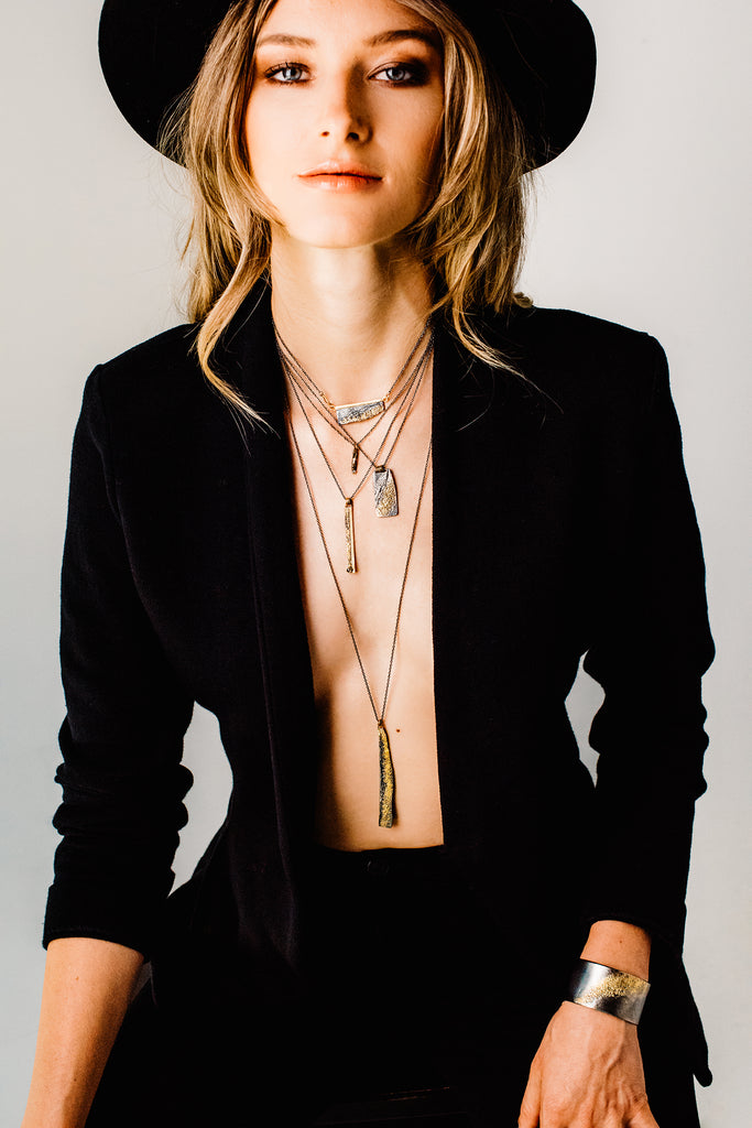 Five for Friday: Sustainable Metalsmith and Jewelry Designer Kate Maller