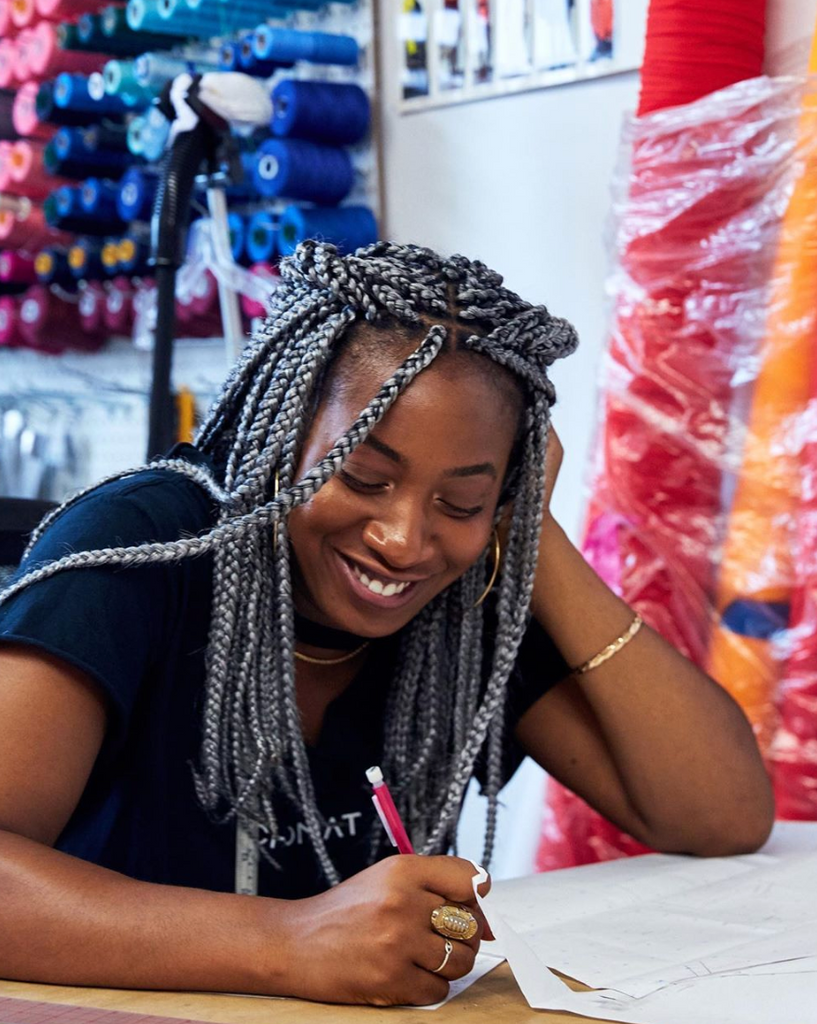 Five for Friday: Fashion Designer Tolulope Aremu
