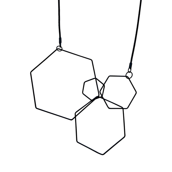 Multi Hex Necklace