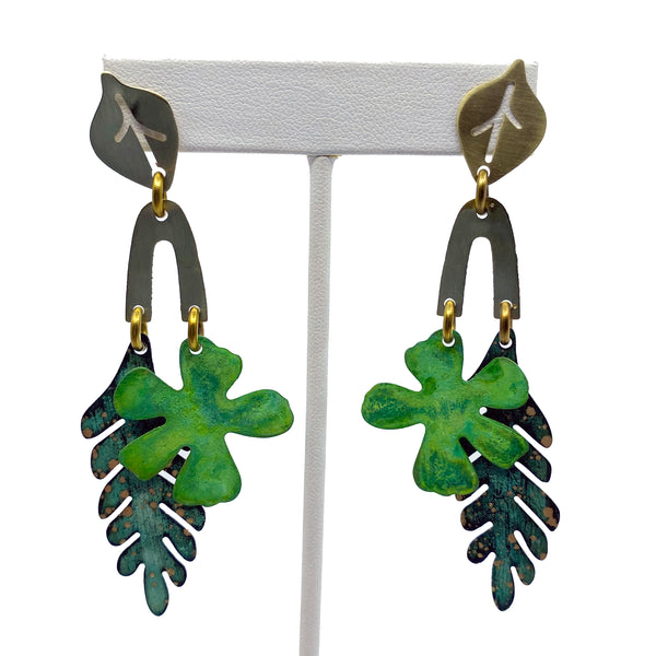 In the Tropics Earrings