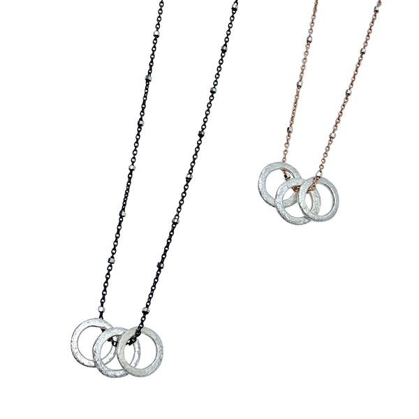 Mini Triple Circle on Ox Chain
