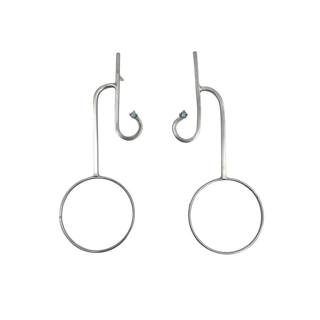 Curly Queue Earrings