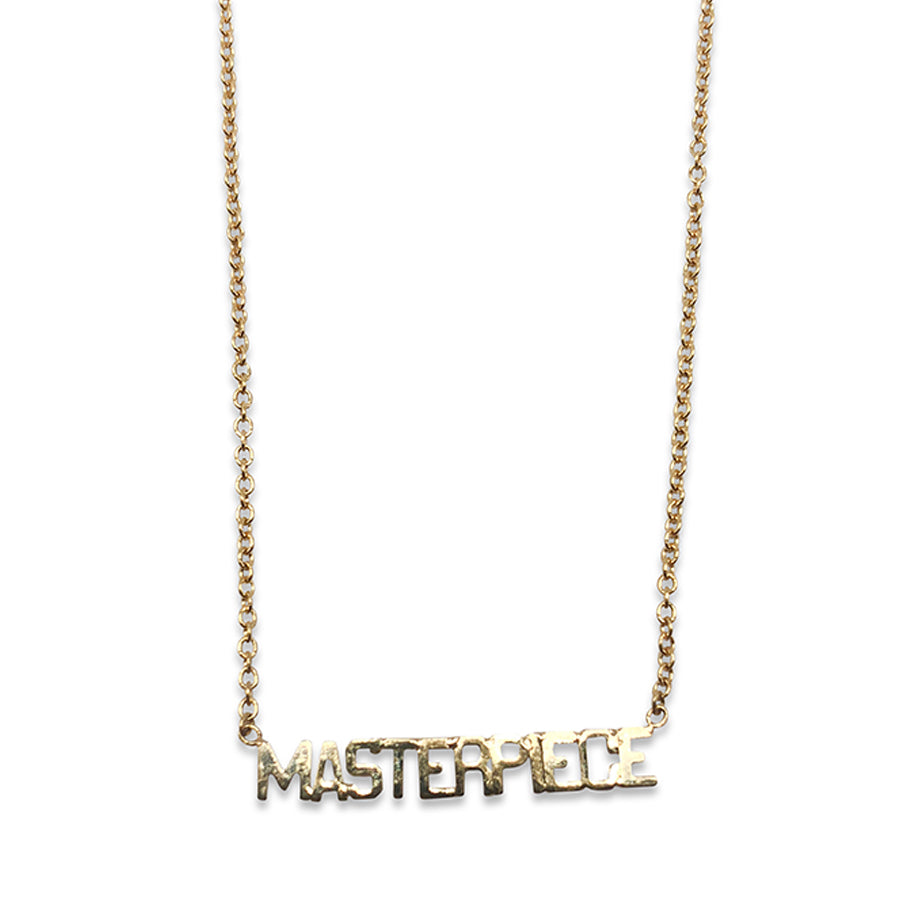 """Masterpiece"" Necklace"