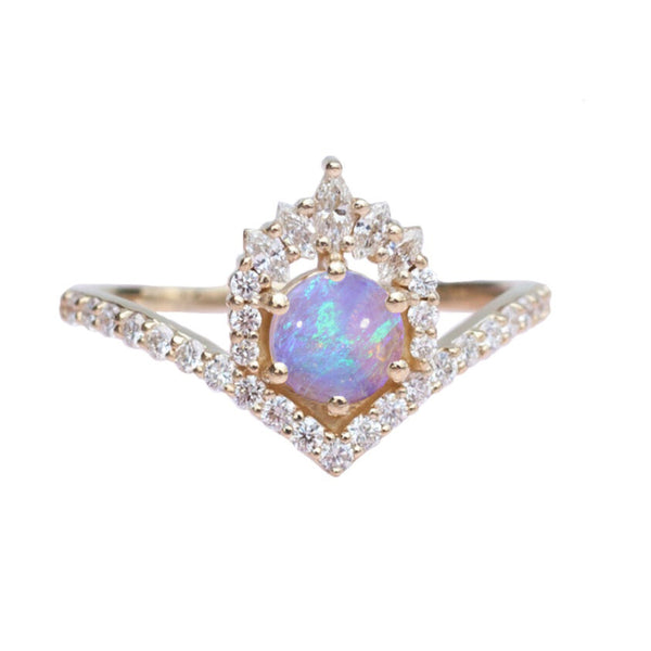 Opal Devoir Ring