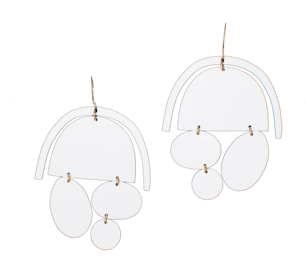 Chandelier Bauble Earrings