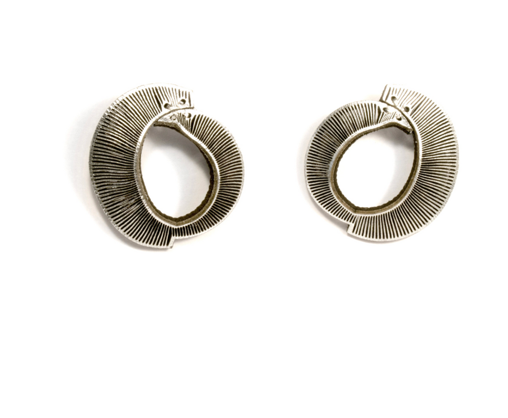 Cave Loop Earrings