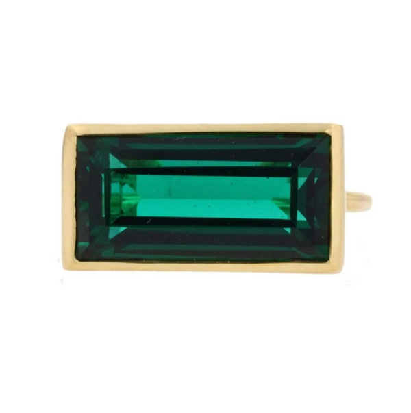 PREORDER Green Quartz Gloria Ring
