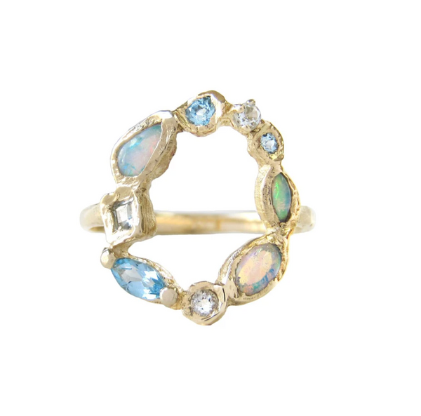 Ama Harbor Mermaid Ring