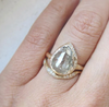 PREORDER Lava Ribbon Ring