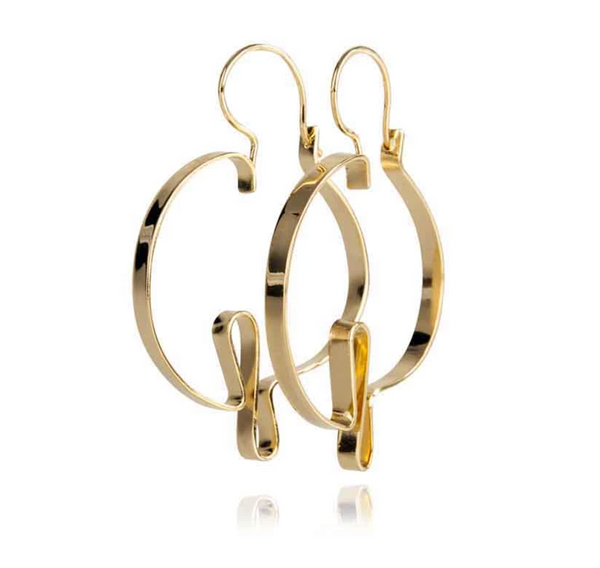Beats Hoop Earrings