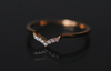 Antlia 14K Diamond Band