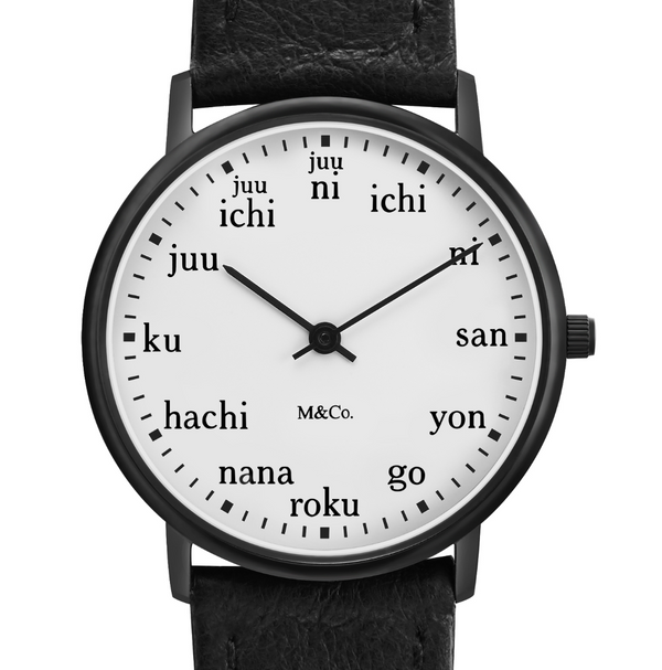 Ichi Counting Watch