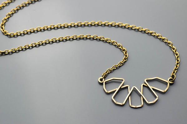 Penrosetta Pendant Necklace