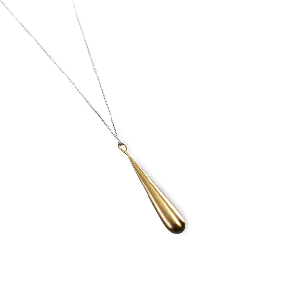 Large Liquid Gold Pendant